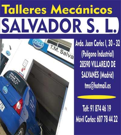 Talleres Salvador