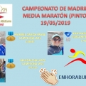 Campeonato de Madrid Media Maratón
