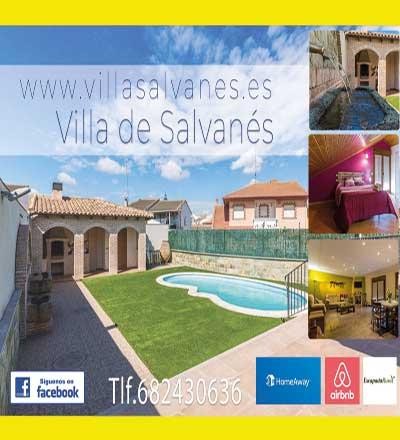 Casa Rural Villa de Salvanés