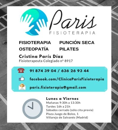Fisioterapia Paris