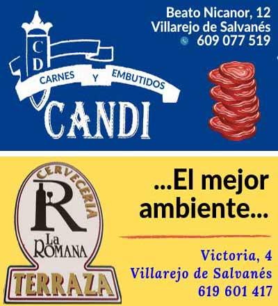 Candi - La Romana