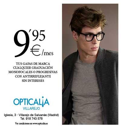 Opticalia Villarejo